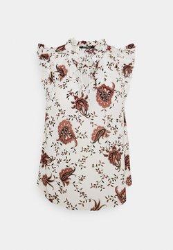 Bruuns Bazaar - ASTER SABIHA - T-Shirt print - offwhite