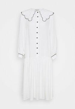 Never Fully Dressed Petite - Sukienka koszulowa - white