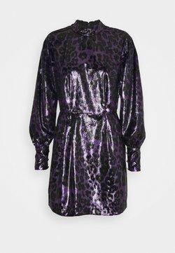 Diane von Furstenberg - ELLIE - Cocktail dress / Party dress - simple violet