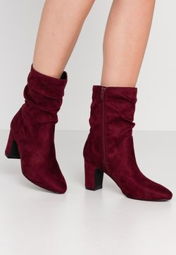 Bullboxer - Classic ankle boots - wine