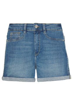 Gina Tricot - MOLLY - Jeansshort - mid blue