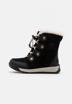 Sorel - YOUTH WHITNEY  - Snowboot/Winterstiefel - black