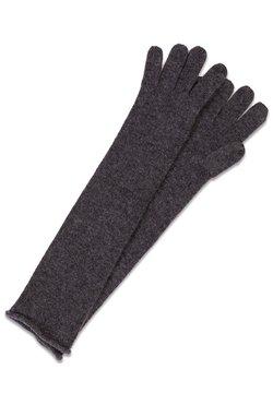 CASH-MERE - LANG - Fingerhandschuh - anthrazit
