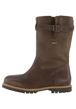 Travelin - Stiefel - dark brown