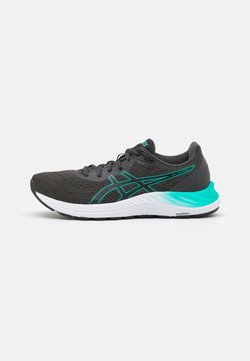 ASICS - GEL EXCITE 8 - Zapatillas de running neutras - black/baltic jewel