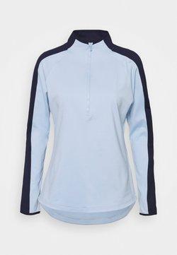 Under Armour - STORM MIDLAYER - Sweatshirt - isotope blue