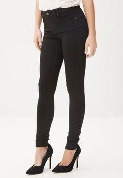 Vero Moda - Slim fit -farkut - black