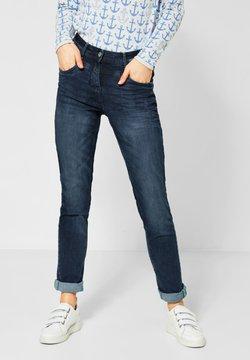 Cecil - Jeans Slim Fit - blue