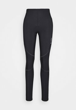 LÖFFLER - BIKE THERMO - Tights - black