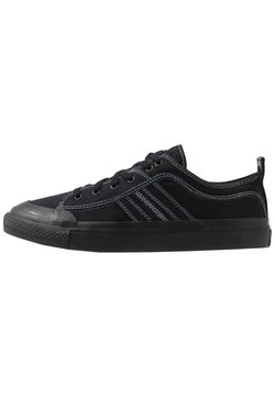 Diesel - S-ASTICO LOW LACE - Sneaker low - black