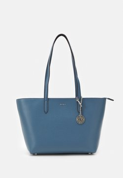 DKNY - BRYANT MEDIUM TOTE SUTTON - Shopper - coastal blue