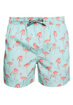 Jack & Jones - JJIARUBA JJSWIMSHORTS  - Short de bain - brook green