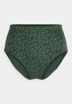 Hunkemöller - TONAL LEO RIO - Bikini-Hose - khaki