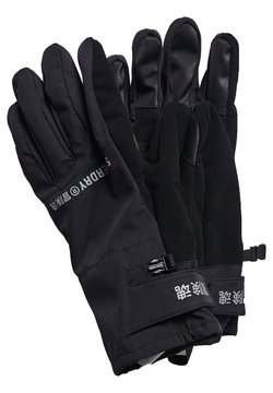 Superdry - Fingerhandschuh - black