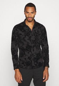 Twisted Tailor - MARSHALL SHIRT - Hemd - black