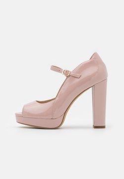 Anna Field - Scarpe con plateau - light pink