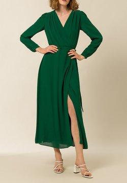 IVY & OAK - LIME - Vestido largo - eden green