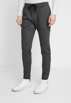 Zign - Stoffhose - mottled dark grey