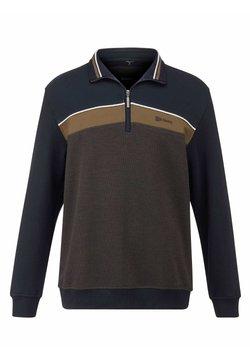 Babista - Sweatshirt - marineblau\braun