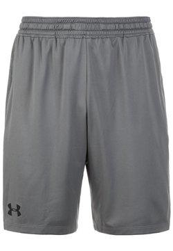 Under Armour - MK1 SHORT - kurze Sporthose - dark grey