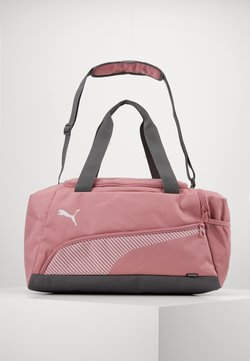Puma - FUNDAMENTALS SPORTS BAG - Sports bag - foxglove