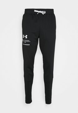 Under Armour - STORM PANTS - Jogginghose - black