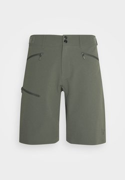 Norrøna - FALKETIND FLEX SHORTS - Outdoor shorts - castor grey