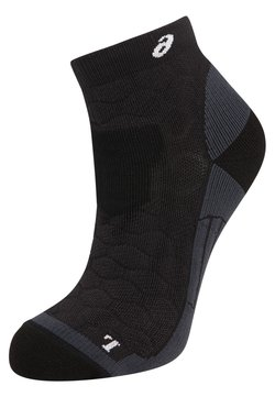 ASICS - ROAD QUARTER - Sportsocken - performance black