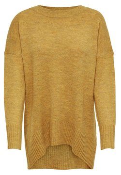 ONLY - ONLNANJING  - Strickpullover - golden yellow