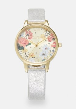 Olivia Burton - SPARKLE FLORALS - Uhr - white/gold-coloured