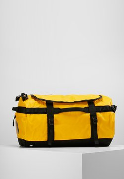 The North Face - BASE CAMP DUFFEL S UNISEX - Sporttasche - sumitgold/black