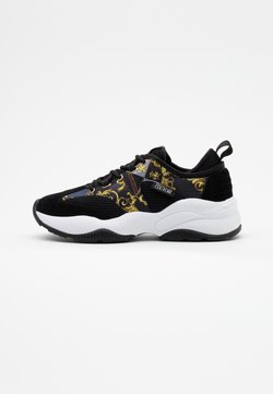 Versace Jeans Couture - Sneaker low - black/gold