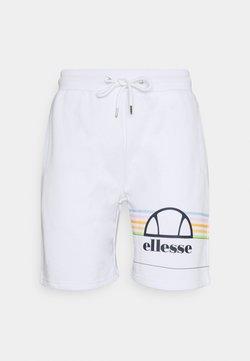 Ellesse - AIUTARMI - Shorts - white