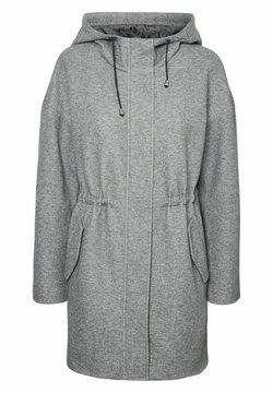 Vero Moda - Parka - light grey melange