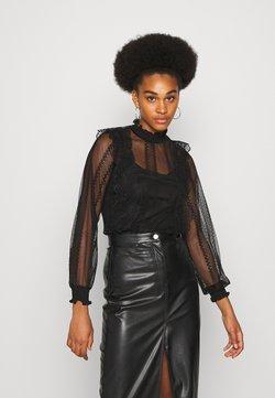 ONLY - ONLCAREN - Bluse - black
