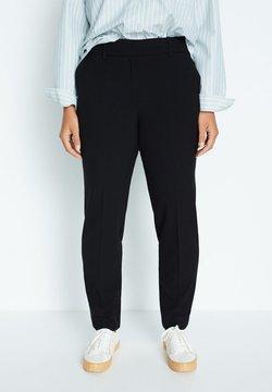 Violeta by Mango - XIPY7 - Pantalon classique - schwarz