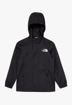 The North Face - RESOLVE REFLECTIVE - Hardshelljacka - black