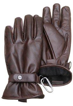 Pearlwood - HOOKER - Fingerhandschuh - braun