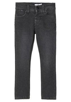 Name it - Slim fit jeans - black denim