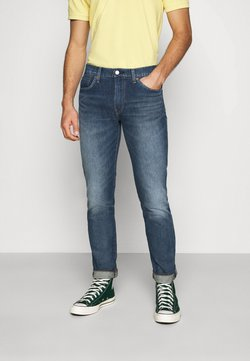 Levi's® - 511™ SLIM  - Straight leg -farkut - dark indigo - worn in