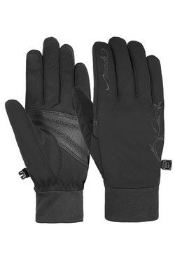Reusch - SASKIA  - Fingerhandschuh - black