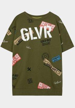 Gulliver - Freizeitkleid - khaki