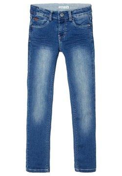 Name it - SWEATDENIM X-SLIM FIT - Slim fit jeans - dark blue denim