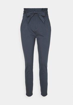 Vero Moda Tall - VMEVA PAPERBAG PANT TALL - Chino - ombre blue