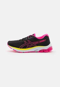 ASICS - GEL-PULSE  - Zapatillas de running neutras - black/hot pink
