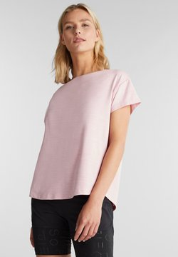 Esprit Sports - T-Shirt print - light pink