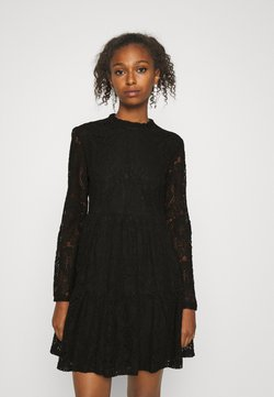 Molly Bracken - DRESS - Freizeitkleid - black