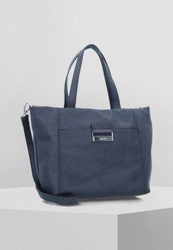 Gerry Weber - BE DIFFERENT - Handtasche - dark blue