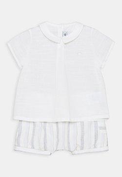 Tartine et Chocolat - ENSEMBLECOURT5 SET - T-Shirt print - beige chiné