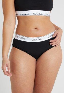 Calvin Klein Underwear - MODERN PLUS BOYSHORT - Slip - black